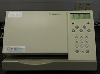 Neopost IJ25 / Autostamp Franking Machine