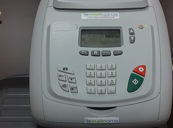 Neopost IS330 / IS350 Franking Machine