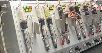 Refilling Machine